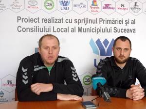 Sucevenii speră să dea o replică bună campioanei Dinamo București