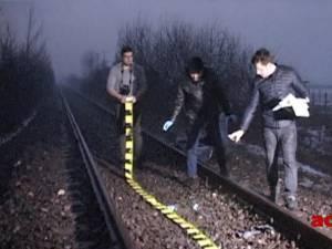 Omorât de tren Foto actualmm.ro