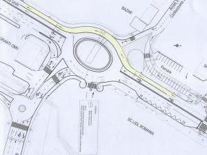 Măsuri fluidizare trafic rutier pe Calea Unirii - proiect