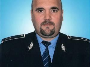 Șeful Poliţiei TF Suceava, comisarul Levente Burcă
