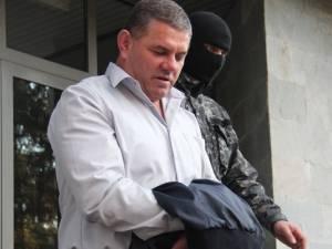 Primarul Ilie Gherman a mai fost reţinut într-un alt dosar, în noiembrie 2013