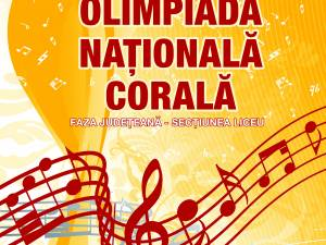 Olimpiada Națională Corală, faza județeană