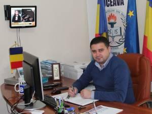 Liderul ASI Suceava, prof. Giani Leonte