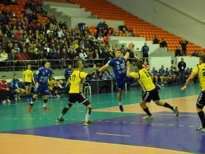 Universitatea a pierdut la trei goluri la Focşani
