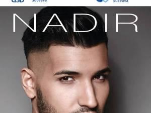 Nadir concertează la Suceava