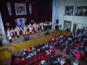 Evenimentul a avut loc în sala Palatului Academic al Universității Bucovinene de Medicină din Cernăuți