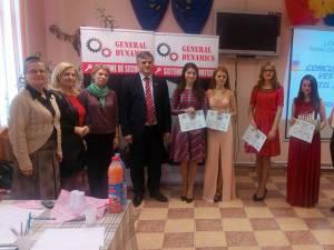 Competiţia se adresează elevilor de la specializarea  industrie textilă şi pielărie
