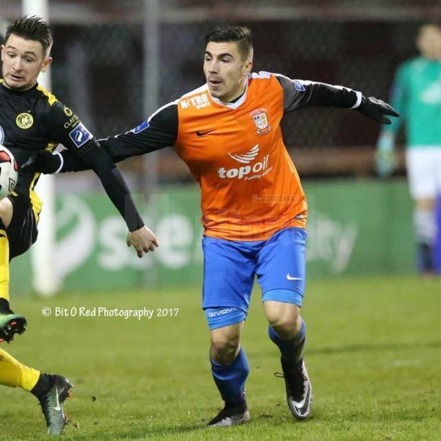 Sfrijan are parte de o nouă experiență fotbalistică, în Irlanda