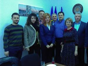 Maricela Cobuz s-a întâlnit cu reprezentanţii PSD din Consiliul Local Suceava