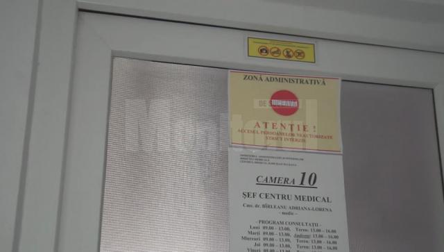 Centrul Medical Judeţean este condus de mama celor doi frați