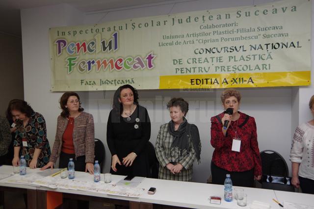 """Concursul """"Penelul Fermecat"""", faza județeană, la Muzeul Bucovinei"""