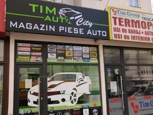 La 10 ani de TIM GROUP, firma lansează Divizia Auto, printr-un nou magazin de piese auto