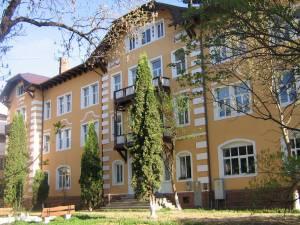 Adolescentul a fost transportat la Spitalul municipal Vatra Dornei