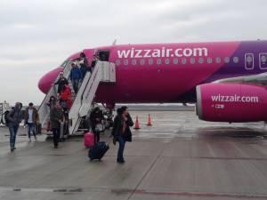 Primele zboruri pe ruta Suceava - Veneţia și retur au fost inaugurate sâmbătă
