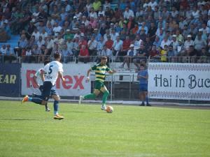 Bogdan Rusu a marcat, dar nu a fost suficient pentru ca Foresta să vină cu puncte de la Târgovişte