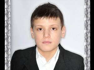 Luis Franciuc, în vârstă de 14 ani, a murit în accident