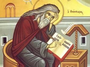 Sfântul Isaac Sirul