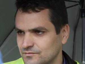Vasile Anton, liderul Biroului Teritorial Suceava din cadrul Sindicatului Naţional al Poliţiştilor şi Personalului Contractual
