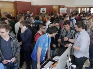 Studenţii au aflat poveștile din spatele proiectelor ce aduc în prim-plan tehnologii de ultimă oră