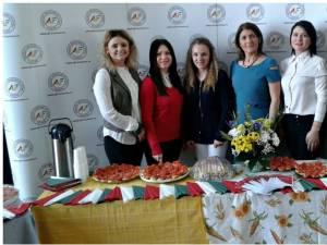 Activităţi pentru promovarea limbii şi culturii italiene, în cadrul Liceului cu Program Sportiv