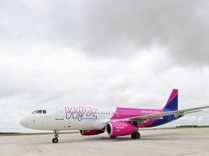 Wizz Air va avea zboruri din Suceava către cinci destinaţii externe