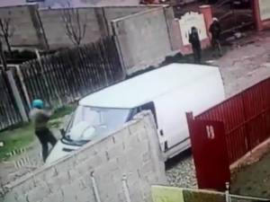 Minunea de la Șcheia a durat doar câteva zile. Au reînceput furturile din maşini şi locuinţe