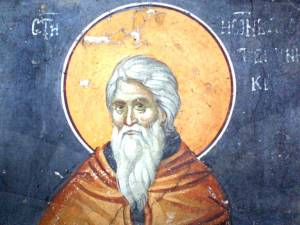 Sf. Ioan Scărarul