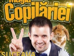 """""""Magia Copilăriei"""", pe scena Casei de Cultură a Sindicatelor Suceava"""