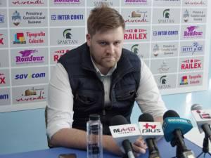 Andrei Ciutac spune că situaţia financiară a clubului este critică