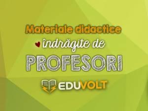 Materialele didactice, un mod practic de predare la clasa  si cu multiple avantaje pentru elevi si profesori