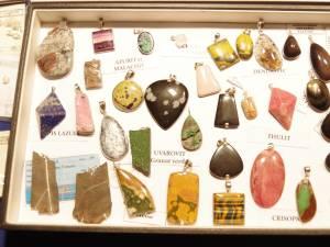 """Expoziţia Mineralia - """"Cristale de primăvară"""""""