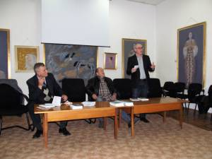 """In memoriam Ion Cozmei"", la Biblioteca Bucovinei"