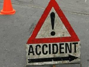 O femeie de 76 de ani, care circula pe o bicicletă, a fost accidentată mortal