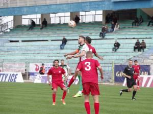 Foresta câștigă cu 2-1 duelul cu CSM Reșița