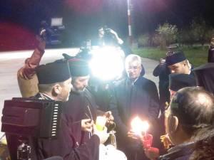 Sucevenii au primit și anul acesta Lumina Sfântă de la Ierusalim