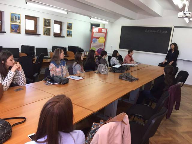Caravana LSRS aduce informații esențiale despre studiul în străinătate
