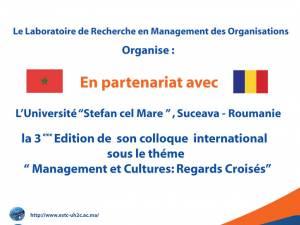 """Universitari suceveni, prezenţă marcantă la Universitatea """"Hassan II"""" din Casablanca"""