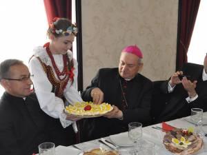 Împărţirea cu oul sfinţit, o tradiţie veche pentru etnicii polonezi din România