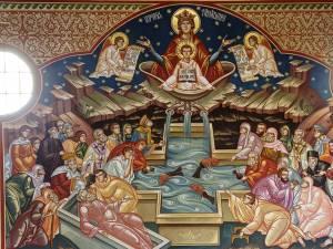 Izvorul Tămăduirii, sărbătoare dedicată Maicii Domnului