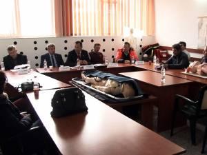 Discuții aprinse și ședințe îndelungi, joi, la Serviciul de Ambulanță Județean Suceava
