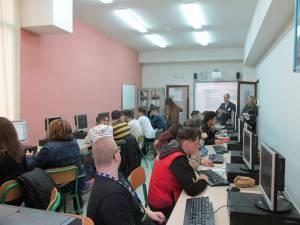 Elevi suceveni implicați într-un proiect de învățare prin cooperare europeană, desfăşurat recent în Italia