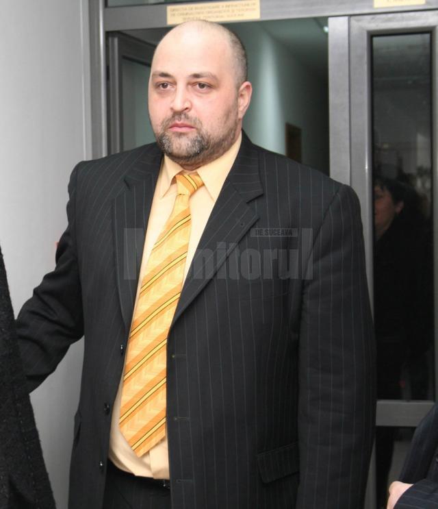 Procurorul Marius Cazac de la DIICOT va încerca să obţină postul de prim-procuror al Parchetului de pe lângă Tribunalul Suceava