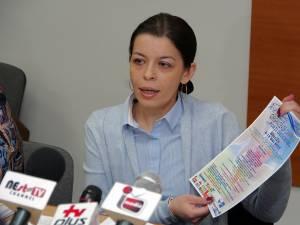 Georgeta-Nadia Creţuleac, șefa Protecţiei Copilului Suceava