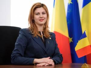 Maricela Cobuz va sprijini acţiunile de tineret din municipiul Suceava