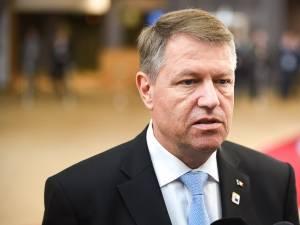 Preșendintele României, Klaus Iohannis, se va afla miercuri în judeţul Suceava