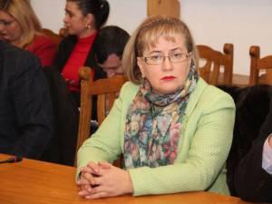 Comisarul-şef al Gărzii de Mediu Suceava, Adriana Iordache