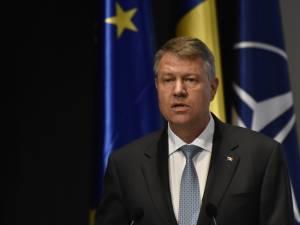 Preşedintele României, Klaus Iohannis