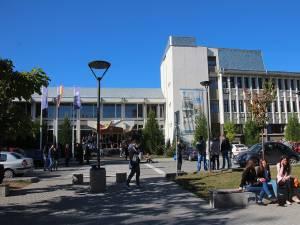 """Salonul de carte """"Alma Mater Librorum"""", la Universitatea """"Ștefan cel Mare"""""""