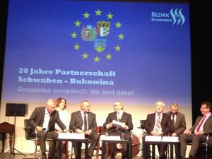 O delegaţie a Consiliului Judeţean Suceava participă în aceste zile la manifestările organizate la Augsburg – Germania