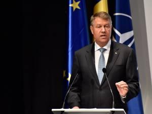 Klaus Iohannis a declarat că Moldova are nevoie de o autostradă care să o lege de Bucureşti şi de restul Europei